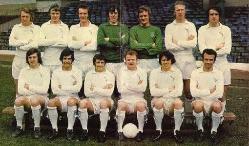 1971-72 FA Cup Squad