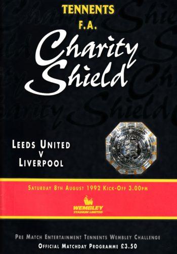 Charity Shield 1992
