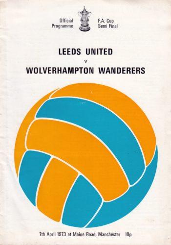 FA Cup Semi Final - 1973