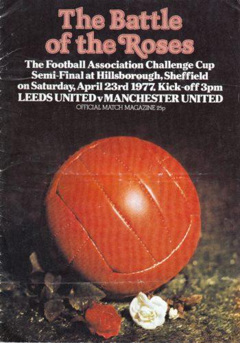 FA Cup Semi Final - 1977