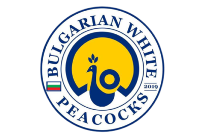 BULGARIAN WHITE  PEACOCKS